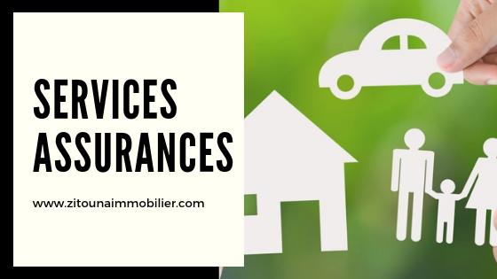 Services assurances